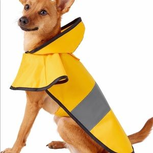 Frisco Yellow Dog Raincoat